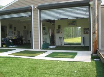Synthetic Turf International EZTee Tee Line Hitting Mats Golf Artificial Grass