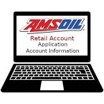 Amsoil Retail Account Application Form