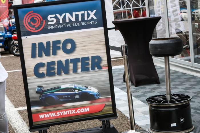 Syntix Superprix in Zolder - Supercar Challenge powered by Pirelli - Info center - Syntix Innovative Lubricants