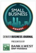 Denver Business Journal Small Business Award