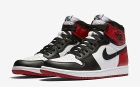 """Jordan 1 """"Black Toe"""""""