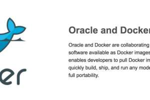Oracle Docker