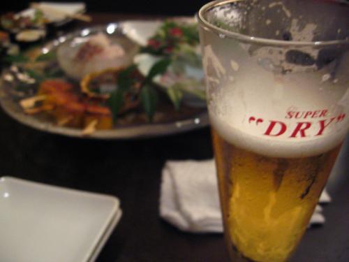 ひかるや ビール