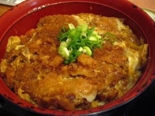 さぬき一番南国店 カツ丼