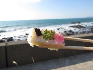 キラメッセ室戸 田舎寿司アップ
