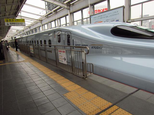 九州新幹線さくら(岡山駅)