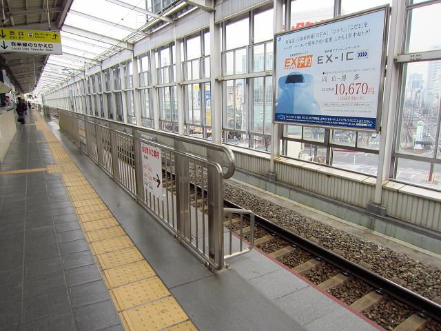 岡山駅構内2