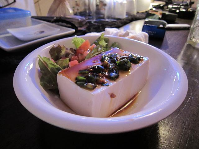 ラストチャンス お豆腐
