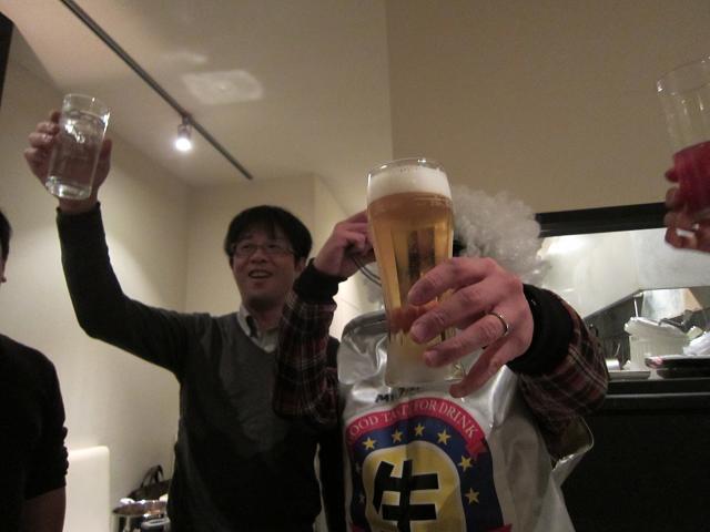 水曜会inシェルター 中村DBさんとこんじるさん