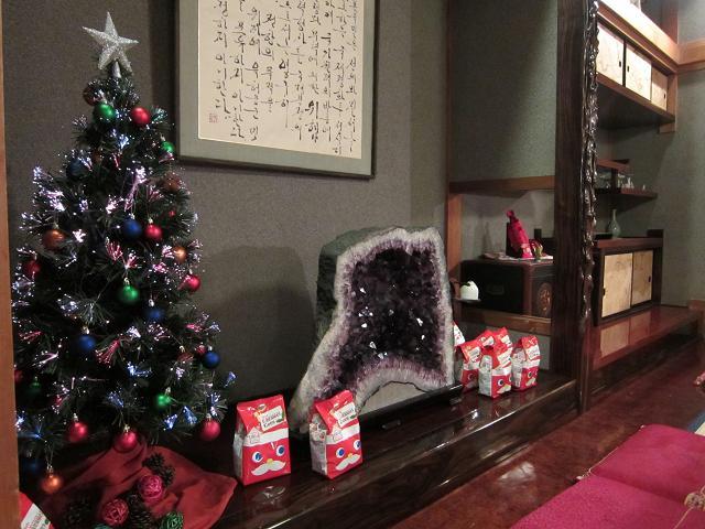 景福宮 店内!クリスマスエディション!