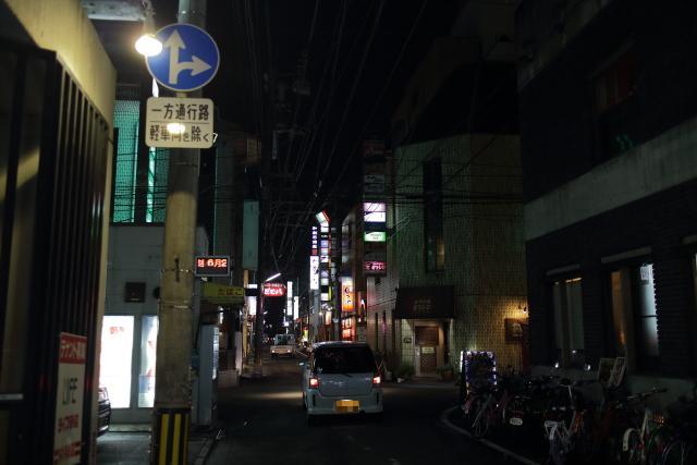 松山ふらふら放浪記・第2話・やきとり桃介