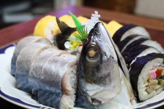 鯖寿司(姿)2