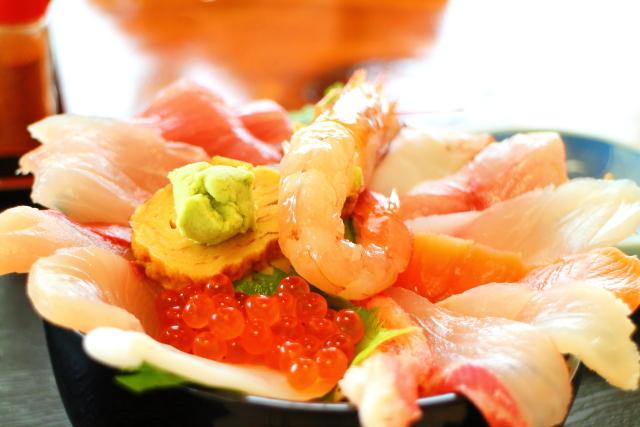 活魚レストラン藤・高知・海鮮丼14