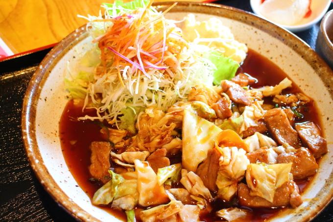 居酒屋べんべん・生姜焼きランチ23