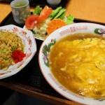 ファミリー中華「あっぷる」高知!メニューに「天津麺」発見!
