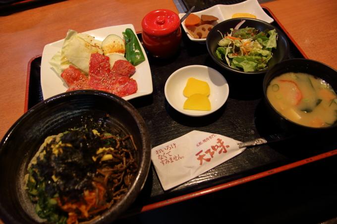 高知市の焼肉「天下味」栄田店!ランチメニューが高コスパでお得!