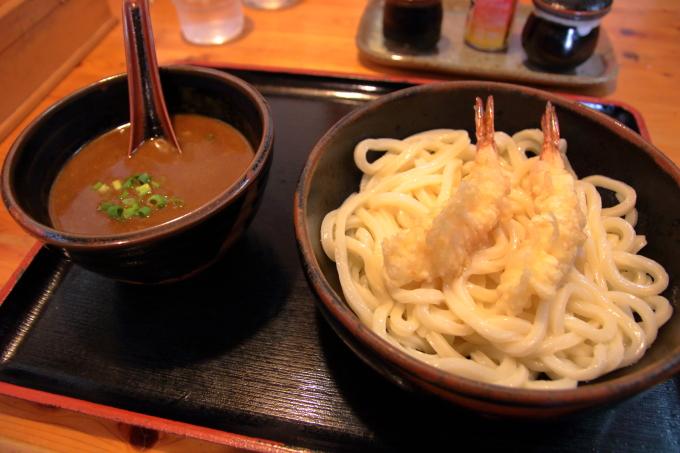 【高知市】うどん処「ゆたか」肉玉とじうどん!カレーつけめん!