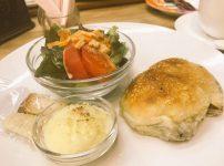 高知県本山町のさくら市 パン屋のカフェランチ
