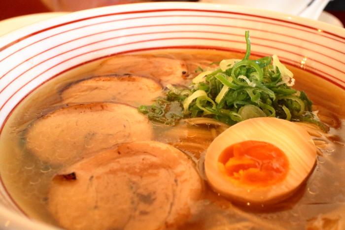 麺屋覡ラーメン高知土佐市塩チャーシューメン