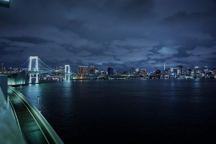 夜の首都高