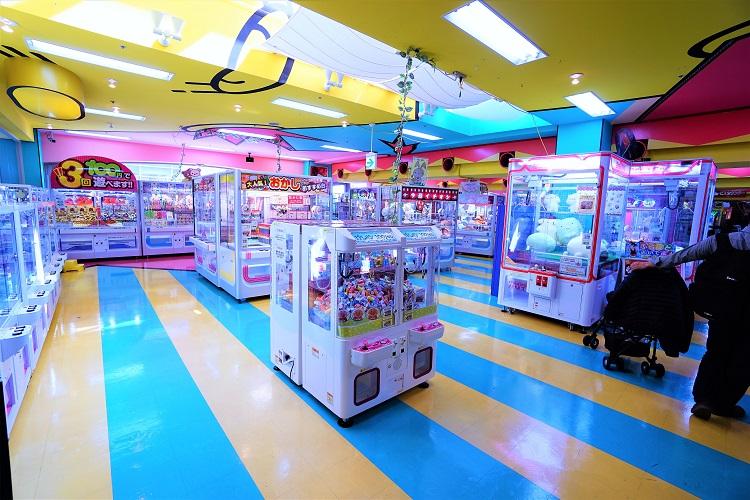 ナムコゲームコーナー