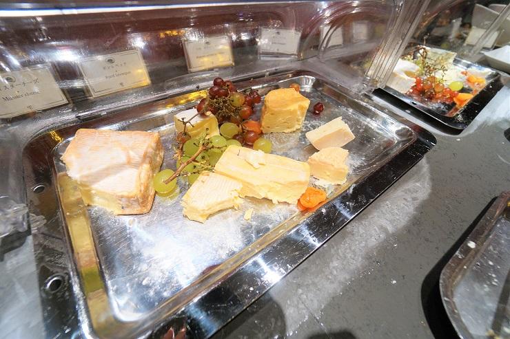 クラブメッドビュッフェ・チーズ