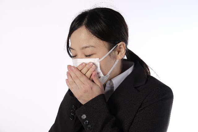 花粉症で咳が止まらない原因と夜眠れない対策