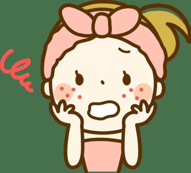 蕁麻疹が顔に出る原因について 危険?対処法は?