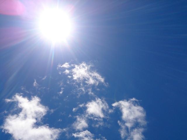 紫外線量の多い時間帯【各都道府県の月別データ】