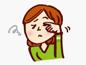 はやり目の症状や潜伏期間と感染経路は?目薬はいつまで?