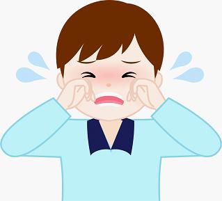結膜炎の症状は子供に出やすい?コンタクトや風邪が原因に?