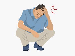 めまいと吐き気の原因【三半規管の関わり】高血圧だと危険?