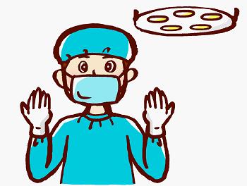 網膜剥離の手術は痛みを伴う怖いもの?手術時間やリスクは?