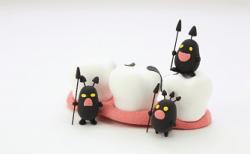 乳歯の虫歯は白い?治療は神経を抜く?永久歯への影響は?