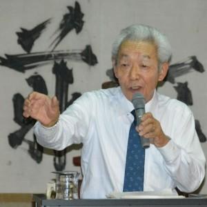 永代経 浅井先生写真