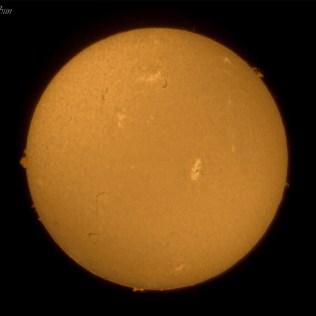 Мохнатое солнце