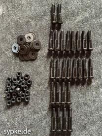 Power Rack Body-Solid Powerline PPR200X - Gute Vorbereitung ist die halbe Miete ;)