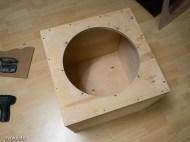 DIY 38cm Subwoofer - 010