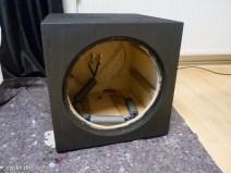 DIY 38cm Subwoofer - 037