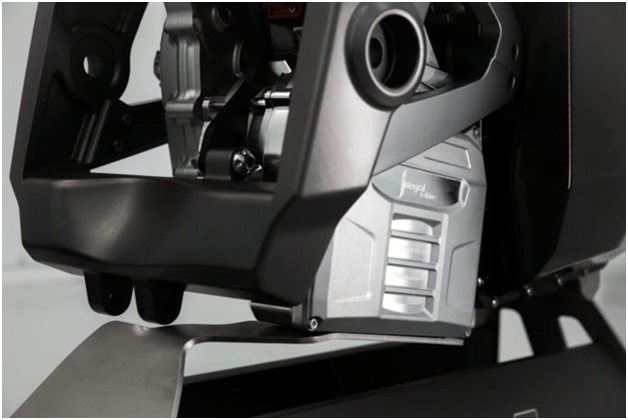 Imagine getting an output of 180 horsepower from a motor that weighs less than 10 Kgs!!