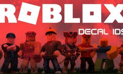 Roblox Decals IDs