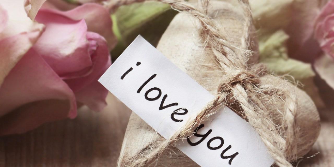 "Fun Ways to Say ""I love you"""