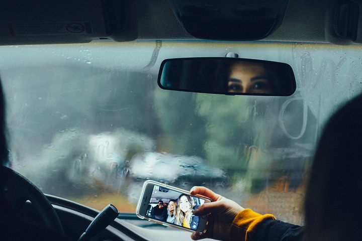 Distracted Driving  A-Insurance