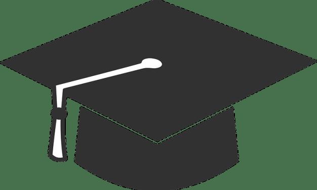 High School Graduation, Circa 1900s