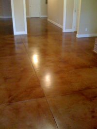 Decorative Concrete Stains And Epoxy Coatings Floor Paint