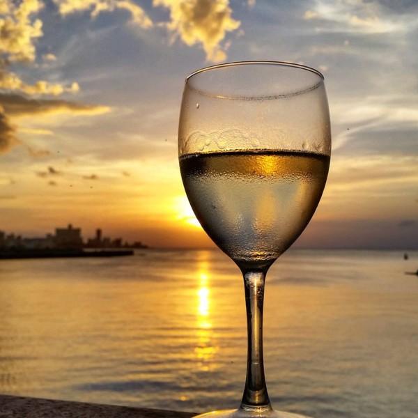 Havana Nights - Sunset on the Malecon