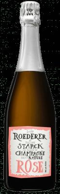 Roederer Starck Brut Nature Rose Champagne 2012