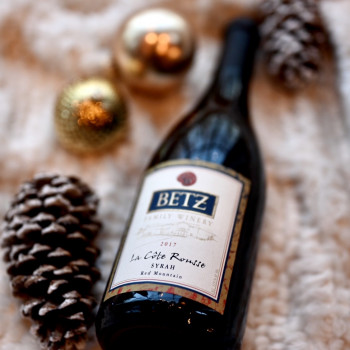 Wines for Holiday Dinner Betz La Cote Rousse Syrah