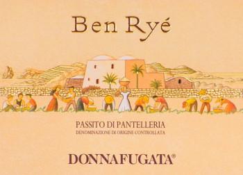 Donnafugata Ben Rye