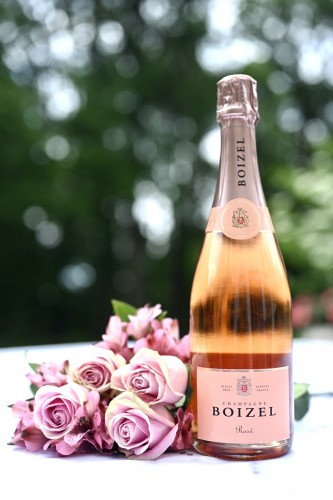 Best Sparkling Rosé - Champagne Boizel Rosé
